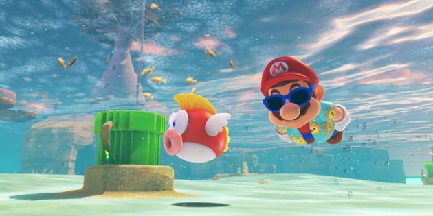 Newsbild zu Super Mario Odyssey: Bilder zu weiteren Kostümen aufgetaucht