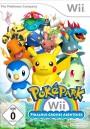 Cover von PokéPark Wii: Pikachus großes Abenteuer