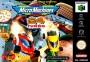 Cover von Micro Machines 64 Turbo