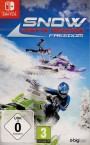 Cover von Snow Moto Racing: Freedom