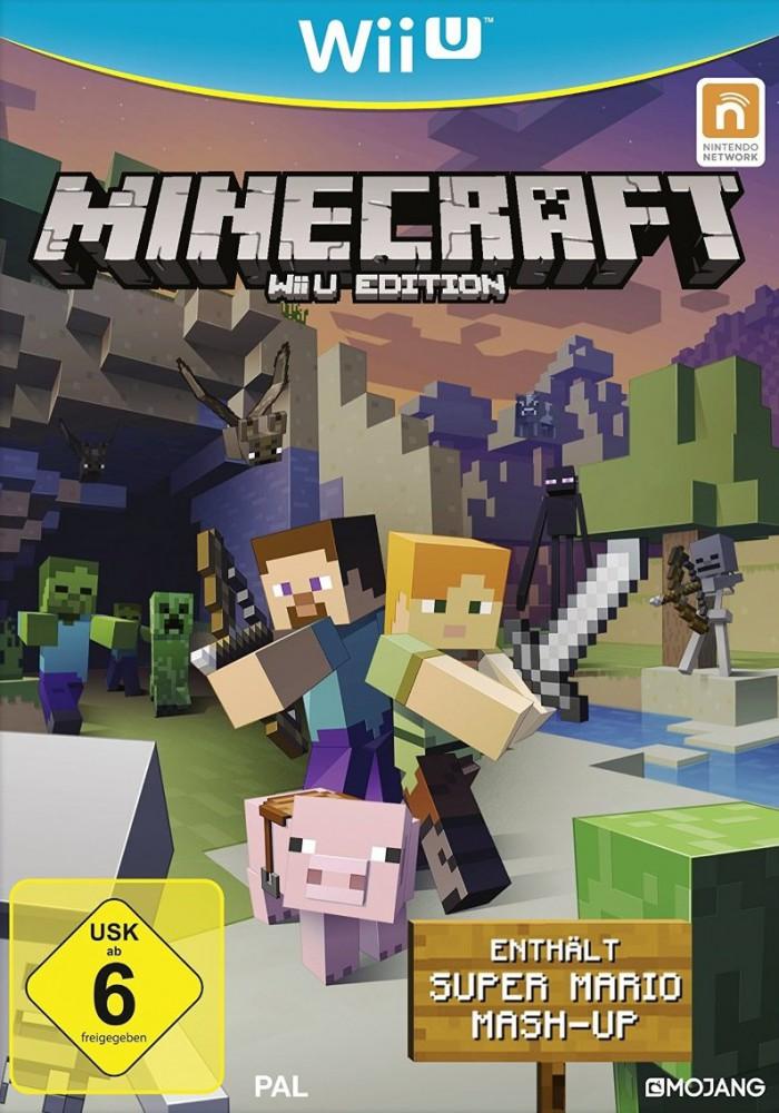 Test Zu Minecraft Wii U Edition Wii U Ntower - Minecraft bogen spiele