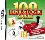 Cover von 100 Denk- & Logikspiele
