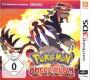Cover von Pokémon Omega Rubin