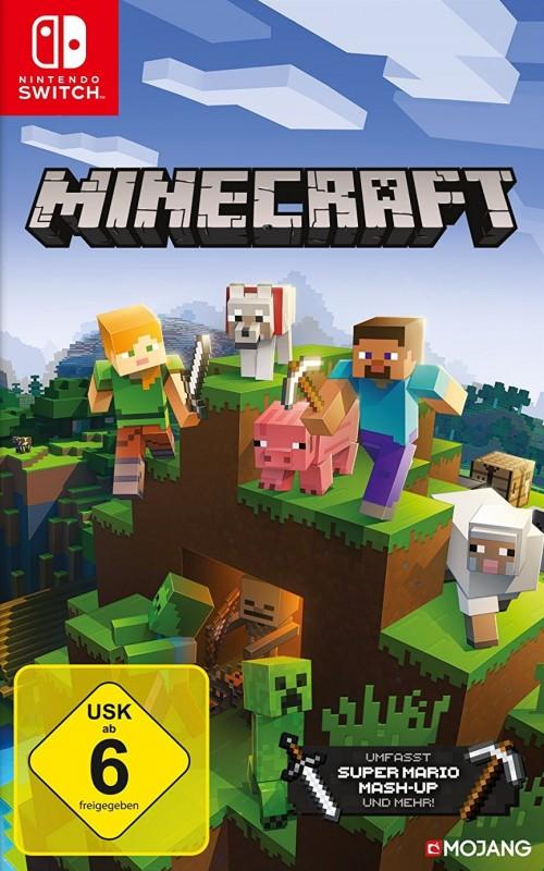 Test Zu Minecraft Nintendo Switch Ntower - Minecraft spiele arten