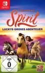 Cover von DreamWorks Spirit: Luckys Großes Abenteuer