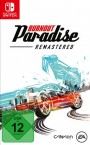 Cover von Burnout Paradise Remastered