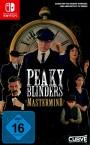 Cover von Peaky Blinders: Mastermind