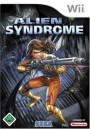 Cover von Alien Syndrome