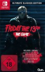 Cover von Friday the 13th: The Game - Ultimate Slasher Edition