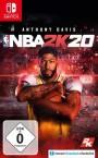 Cover von NBA 2K20