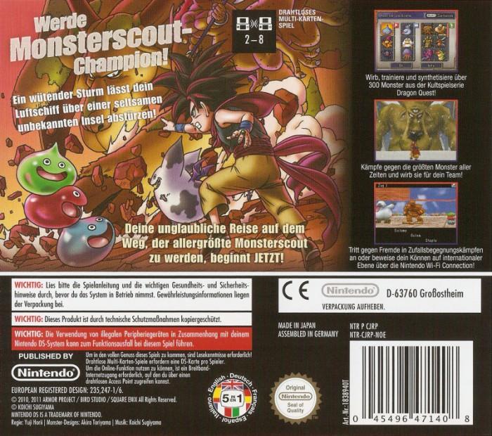 dragon quest spiele