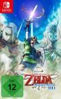 Cover von The Legend of Zelda: Skyward Sword HD