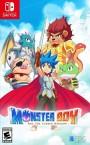 Cover von Monster Boy und das Verfluchte Königreich