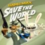Cover von Sam & Max Save the World