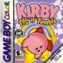 Cover von Kirby: Tilt 'n' Tumble
