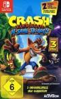 Cover von Crash Bandicoot N. Sane Trilogy
