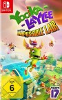 Cover von Yooka-Laylee and the Impossible Lair