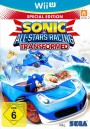 Cover von Sonic & All-Stars Racing: Transformed