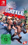Cover von WWE 2K Battlegrounds