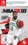 Cover von NBA 2K18