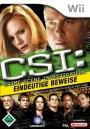 Cover von CSI: Eindeutige Beweise