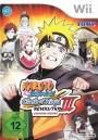 Cover von Naruto Shippuden: Clash of Ninja Revolution 3