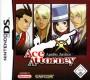 Cover von Ace Attorney: Apollo Justice