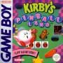 Cover von Kirby's Pinball Land