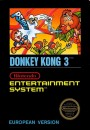Cover von Donkey Kong 3