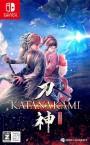 Cover von Katana Kami: A Way of the Samurai Story