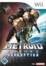 Cover von Metroid Prime 3: Corruption