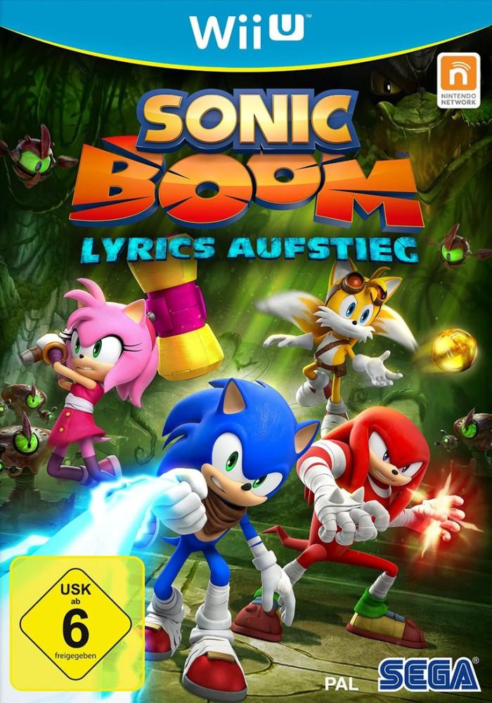 Lyric spiel mit mir lyrics : Test zu Sonic Boom: Lyrics Aufstieg - Wii U - ntower