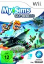 Cover von MySims Sky-Heroes