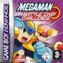 Cover von Mega Man: Battle Chip Challenge