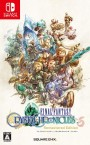 Cover von Final Fantasy Crystal Chronicles Remastered Edition