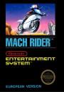 Cover von Mach Rider