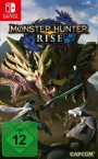 Cover von Monster Hunter Rise