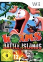 Cover von Worms: Battle Islands