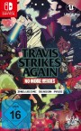 Cover von Travis Strikes Again: No More Heroes