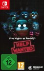 Cover von Five Nights at Freddy's: Help Wanted