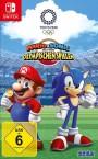 Cover von Mario & Sonic bei den Olympischen Spielen: Tokyo 2020