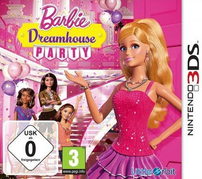 Test Zu Barbie Dreamhouse Party Nintendo 3ds Ntower Dein