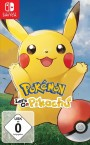 Cover von Pokémon: Let's Go, Pikachu!