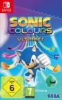 Cover von Sonic Colours: Ultimate