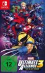 Cover von Marvel Ultimate Alliance 3: The Black Order