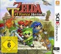 Cover von The Legend of Zelda: Tri Force Heroes