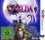 Cover von The Legend of Zelda: Majora's Mask 3D
