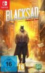 Cover von Blacksad: Under the Skin