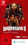 Cover von Wolfenstein II: The New Colossus