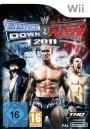 Cover von WWE SmackDown vs. Raw 2011